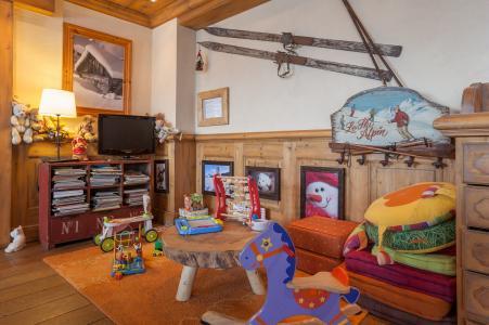 Location au ski Résidence P&V Premium la Ginabelle - Chamonix - Jeux