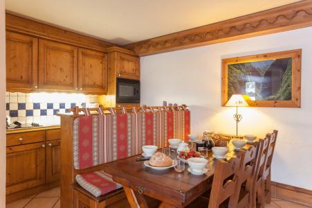 Location au ski Résidence P&V Premium la Ginabelle - Chamonix - Kitchenette