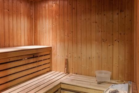 Location au ski Résidence P&V Premium la Ginabelle - Chamonix - Sauna