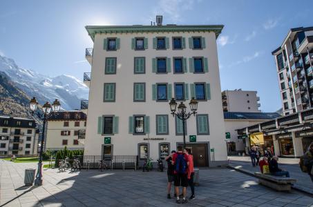Rent in ski resort Résidence Pavilon - Chamonix