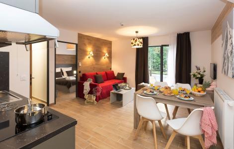 Location 4 personnes Appartement 2 pièces 4 personnes (356) - Residence Prestige Isatis