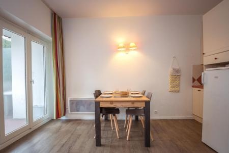 Rent in ski resort Studio 4 people (belen) - Résidence Rivière - Chamonix