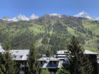 Rent in ski resort Studio 4 people (enora) - Résidence Rivière - Chamonix