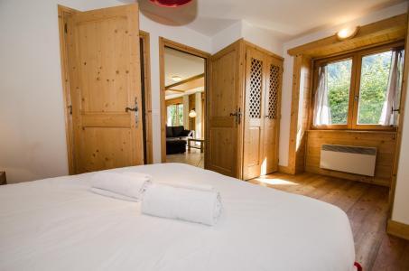 Location au ski Appartement 4 pièces coin montagne 8 personnes - Villa Princesse - Chamonix - Chambre