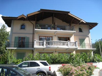 Location au ski Appartement 4 pièces coin montagne 8 personnes - Villa Princesse - Chamonix - Extérieur hiver