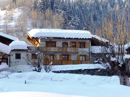 Ski hors saison Chalet Blanche Neige