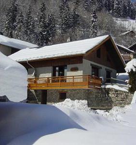 Accommodation Chalet Carella