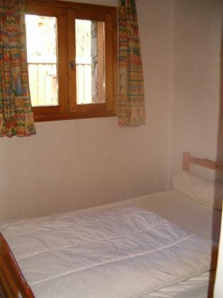 Location au ski Appartement 2 pièces coin montagne 6 personnes - Chalet Cote Arbet - Champagny-en-Vanoise - Chambre