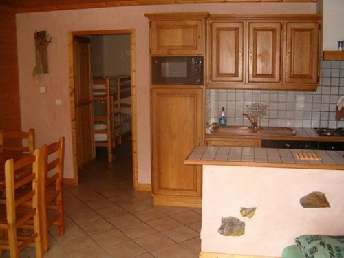 Location au ski Appartement 2 pièces coin montagne 6 personnes - Chalet Cote Arbet - Champagny-en-Vanoise - Séjour