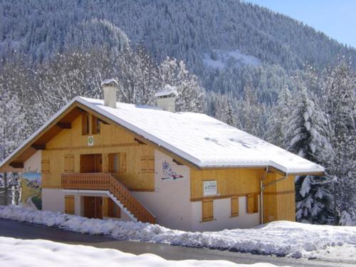 Ski hors saison Chalet Cristal