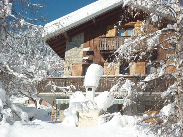Location appartement au ski Chalet Le Petit Ours
