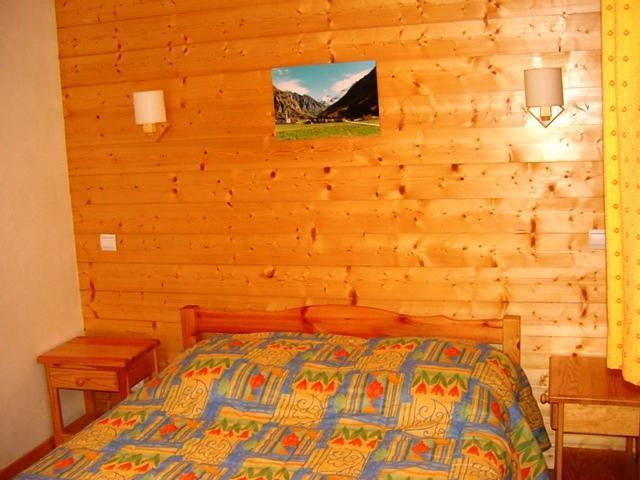 Location au ski Appartement 6 pièces 10 personnes - Chalet Les Soldanelles - Champagny-en-Vanoise - Chambre