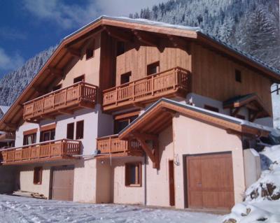 Noël au ski Chalet Rosa Villosa