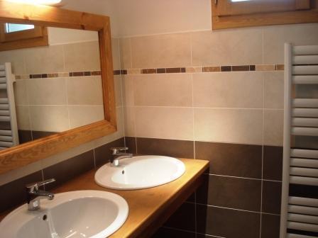 Location au ski Appartement 4 pièces 8-10 personnes - Chalets De La Chiserette - Champagny-en-Vanoise - Intérieur