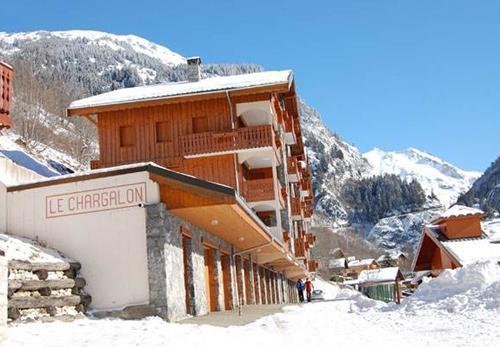 Résidence au ski La Residence Le Chargalon
