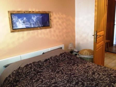 Location au ski Appartement 3 pièces mezzanine 6 personnes - Residence Le Chargalon - Champagny-en-Vanoise - Chambre