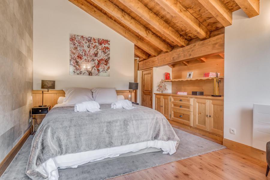 Location au ski Chalet triplex 7 pièces 10-12 personnes - Chalet Alideale - Champagny-en-Vanoise - Lit double