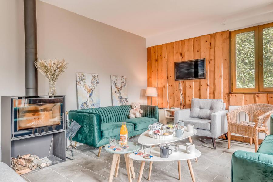 Location au ski Chalet 9 pièces 14 personnes (P) - Chalet Baratte - Champagny-en-Vanoise - Appartement