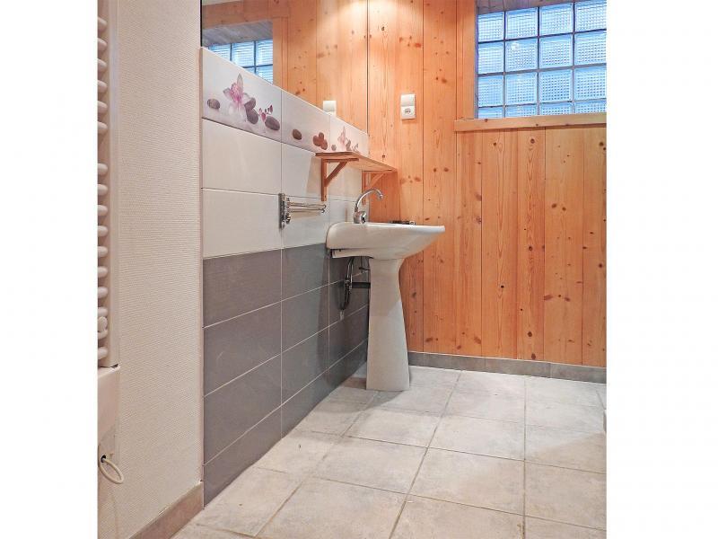 Location au ski Chalet Carella - Champagny-en-Vanoise - Salle d'eau