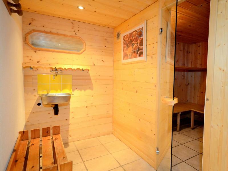Location au ski Chalet Carella - Champagny-en-Vanoise - Sauna