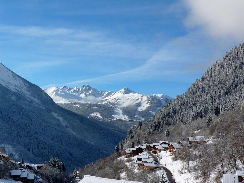 Аренда на лыжном курорте Chalet Champagny Cpg01 - Champagny-en-Vanoise - зимой под открытым небом