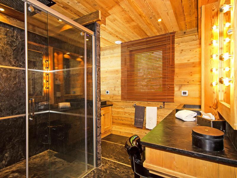 Аренда на лыжном курорте Chalet Champagny Cpg01 - Champagny-en-Vanoise - Ванная