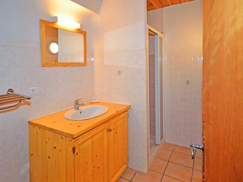 Location au ski Chalet Côte Arbet - Champagny-en-Vanoise - Salle d'eau