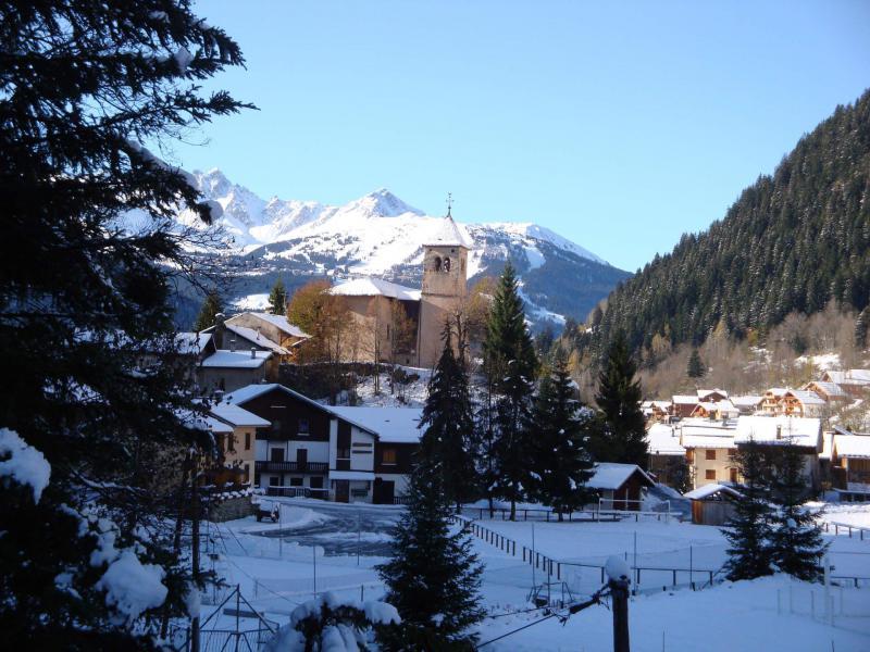 Location au ski Appartement 4 pièces 8 personnes (2) - Chalet Cristal - Champagny-en-Vanoise - Extérieur hiver