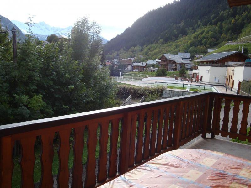 Location au ski Appartement 4 pièces 8 personnes (1) - Chalet Cristal - Champagny-en-Vanoise - Balcon