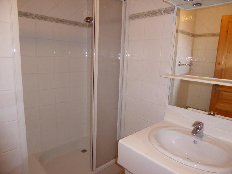 Location au ski Appartement 4 pièces 8 personnes (1) - Chalet Cristal - Champagny-en-Vanoise - Douche