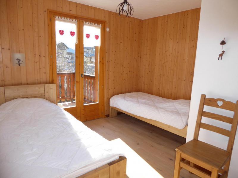Location au ski Appartement 4 pièces 8 personnes (1) - Chalet Cristal - Champagny-en-Vanoise - Lit simple