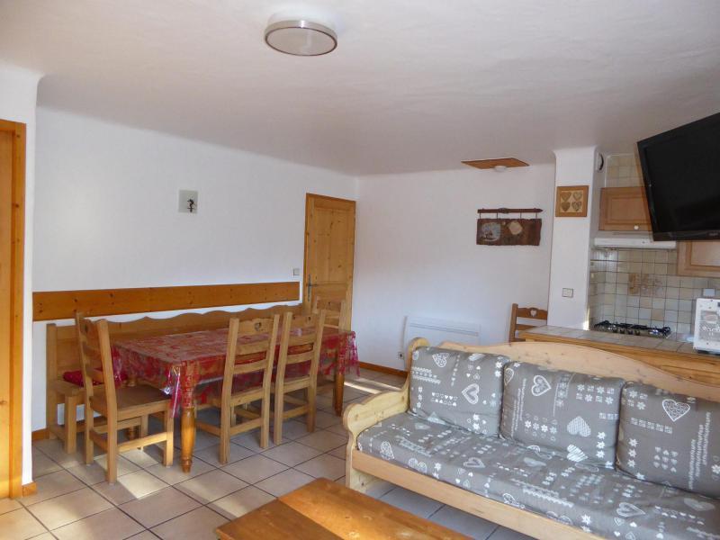 Location au ski Appartement 4 pièces 8 personnes (1) - Chalet Cristal - Champagny-en-Vanoise - Table