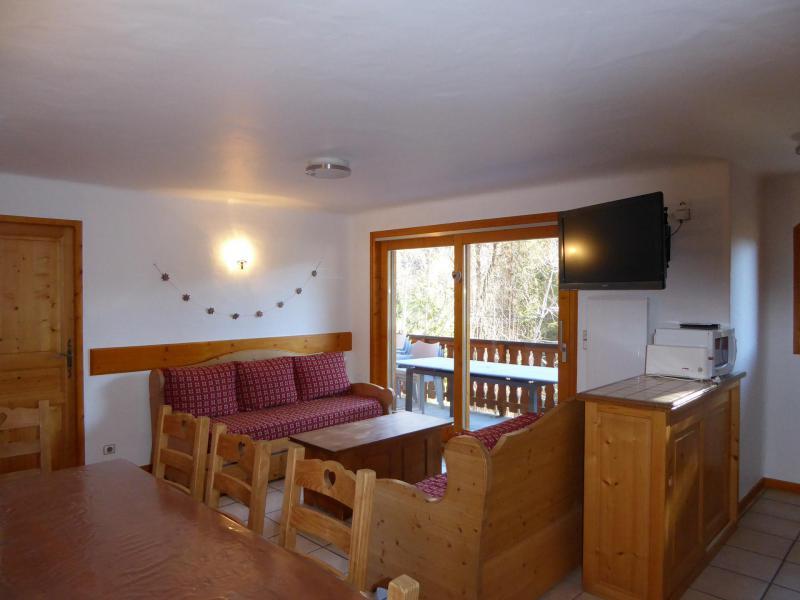 Location au ski Appartement 4 pièces 8 personnes (2) - Chalet Cristal - Champagny-en-Vanoise - Séjour