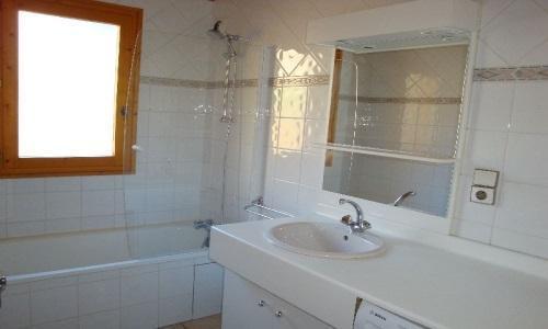 Location au ski Appartement 4 pièces 8 personnes - Chalet Cristal - Champagny-en-Vanoise - Salle de bains