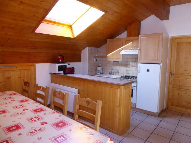 Location au ski Appartement duplex 5 pièces 10 personnes (3) - Chalet Cristal - Champagny-en-Vanoise - Kitchenette