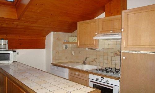 Location au ski Appartement duplex 5 pièces 10 personnes - Chalet Cristal - Champagny-en-Vanoise - Kitchenette