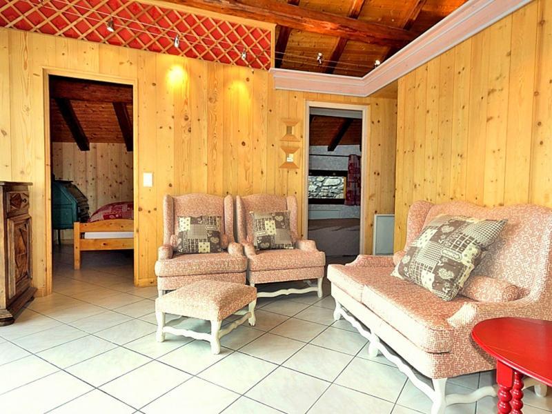 Location au ski Chalet Diamant - Champagny-en-Vanoise - Canapé