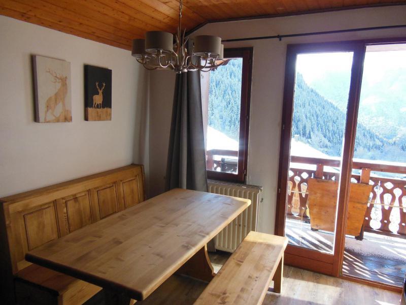 Skiverleih 2-Zimmer-Appartment für 5 Personen (014CL) - Chalet Fleur de Neige - Champagny-en-Vanoise - Appartement