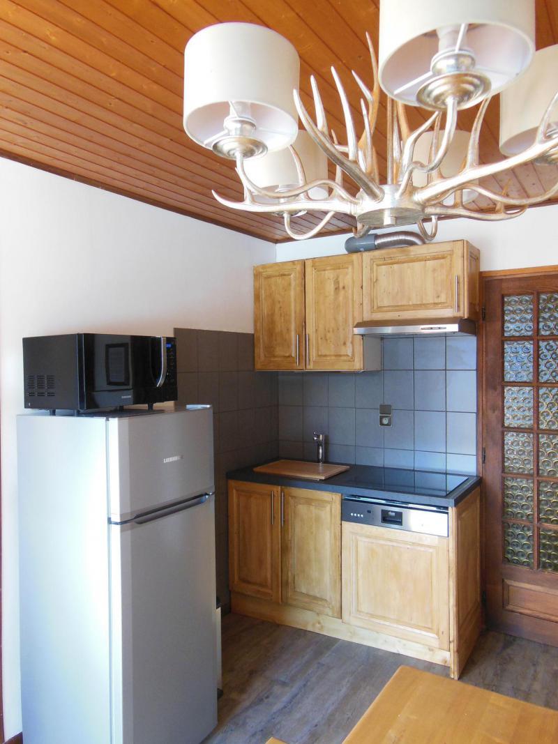 Skiverleih 2-Zimmer-Appartment für 5 Personen (014CL) - Chalet Fleur de Neige - Champagny-en-Vanoise - Kochnische