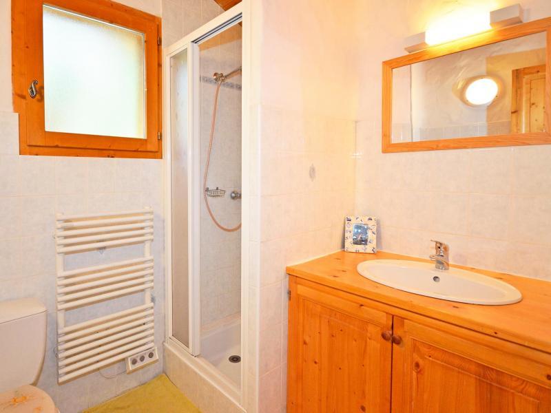Alquiler al esquí Chalet Grand Arbet - Champagny-en-Vanoise - Cuarto de baño con ducha