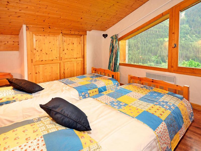 Alquiler al esquí Chalet Grand Arbet - Champagny-en-Vanoise - Habitación