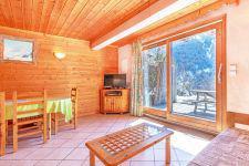 Location au ski Chalet Grand Arbet - Champagny-en-Vanoise - Table