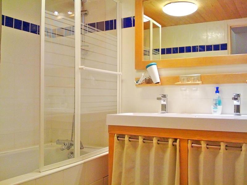 Rent in ski resort Chalet Joly - Champagny-en-Vanoise - Bathroom