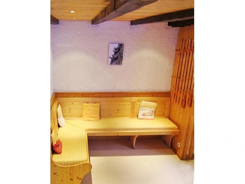 Rent in ski resort Chalet Joly - Champagny-en-Vanoise - Bench seat