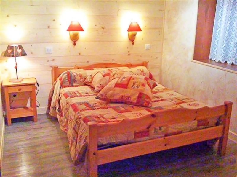 Location au ski Chalet Joly - Champagny-en-Vanoise - Chambre