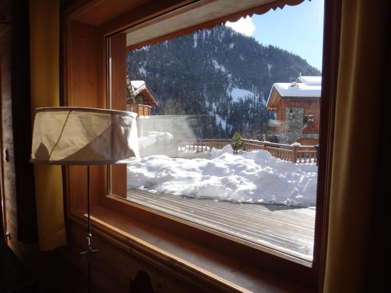 Rent in ski resort Chalet la Sauvire - Champagny-en-Vanoise - Apartment