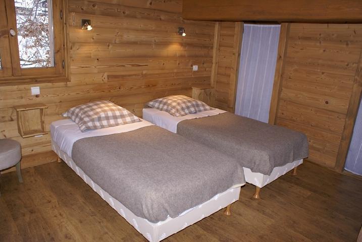Soggiorno sugli sci Chalet su due piani 5 stanze per 8-10 persone - Chalet la Sauvire - Champagny-en-Vanoise - Camera
