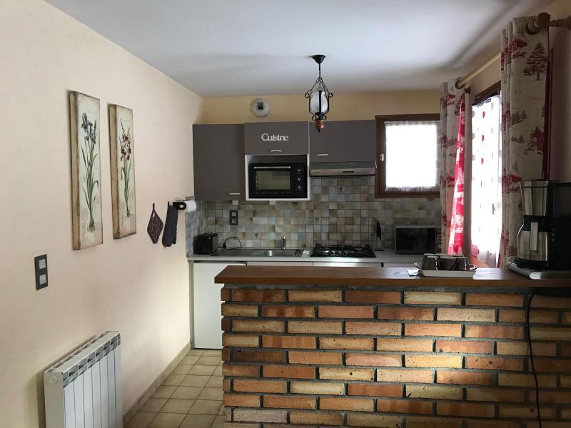 Skiverleih Chalet le 1244 - Champagny-en-Vanoise - Küche