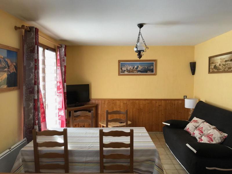 Location au ski Chalet le 1244 - Champagny-en-Vanoise - Salle à manger