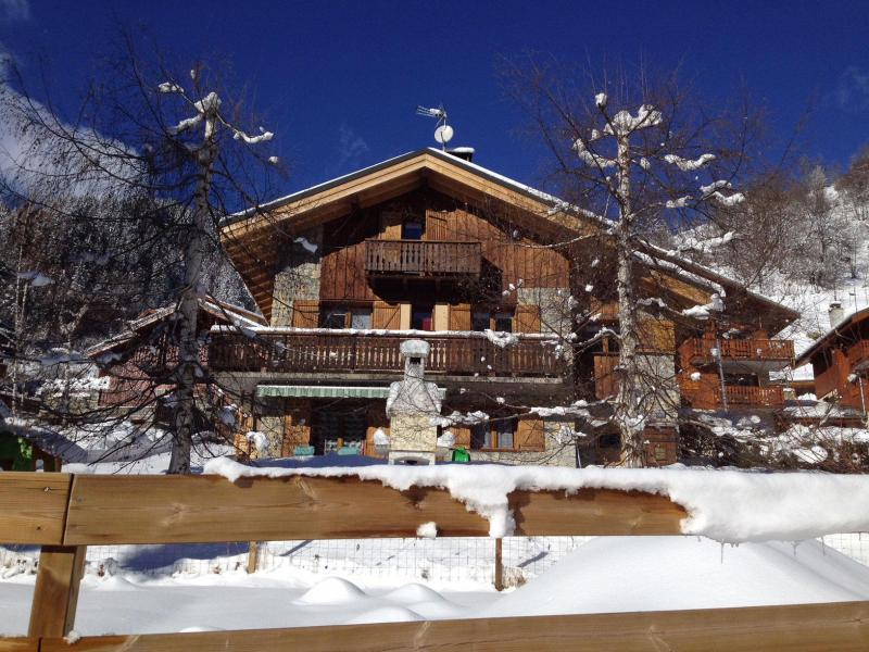 location chalet ski champagny en vanoise